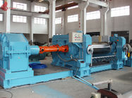 "High hardness Ø26""x80"" Electric Two Roll Rubber Mixing Mill With Cooling water"