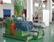 High Precision Plastic Pelletizing Machine 38CrMoAIA With 0.015mm Screw Linearity