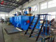 Self - Friction High Speed Mixer Horizontal Mixer Unit 1000 - 1250 Kg Hour