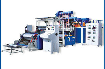 Fully Automatic Five Six Layer PVC Film Calender Machine With High Speed