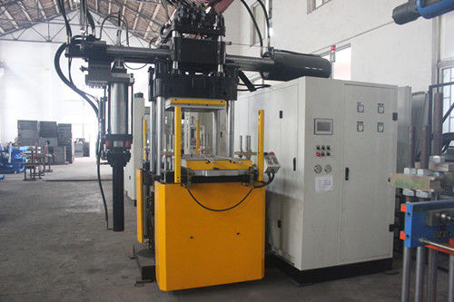 400 Tons Stroke 600 Rubber Injection Moulding Machine Injection Capacity 4000cc