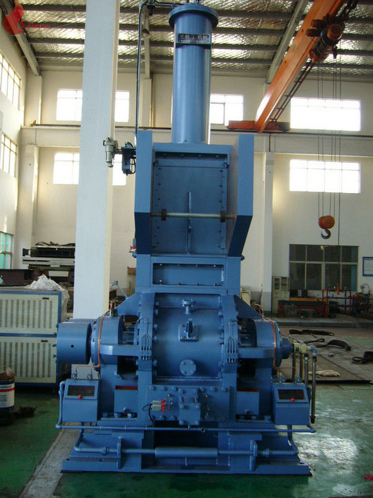 Hermetic Type Intermeshing Rotor rubber internal mixer with Cooling water