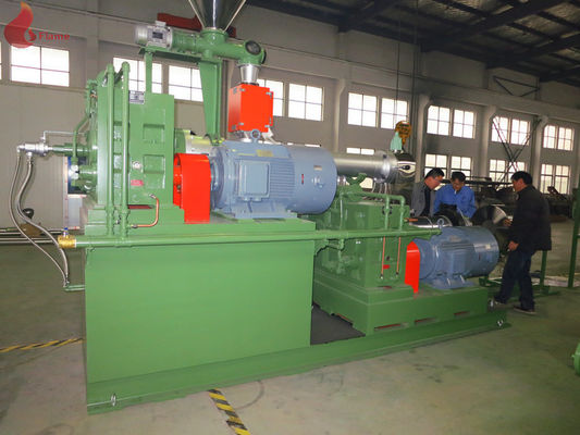 Multi screw PVC Plastic Pelletizing Machine High Torque Pelletizing Line