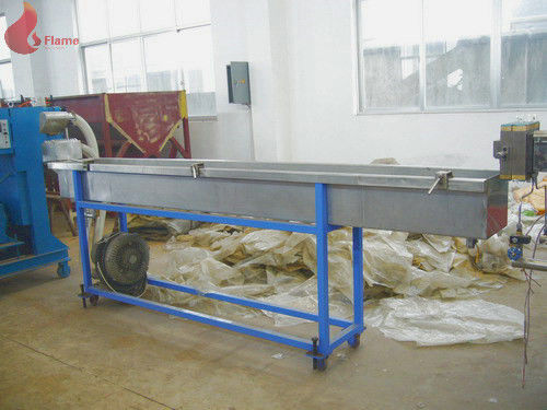 PET waste plastic recycling machine Co - rotation Parallel Twin screw
