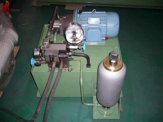 Hydraulic Strainer Extruder Machines For Silicon Rubber 48rpm ¢200mm