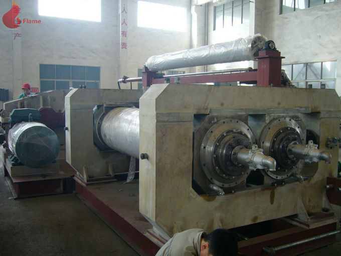132kw Plastic And Rubber Thin oil lubrication of the bearing Open Mill Cardan drive