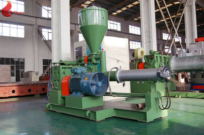 PRE Antistatic Planetary Roller Extruder For PVC Material 600kg / h -1000kg / h